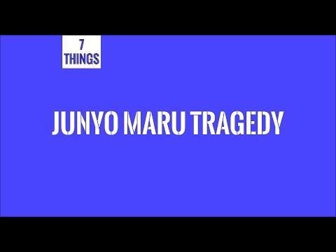 Junyo Maru Tragedy