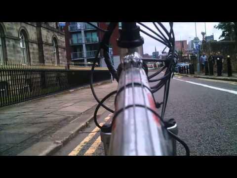 e bike near miss road kill 7.20