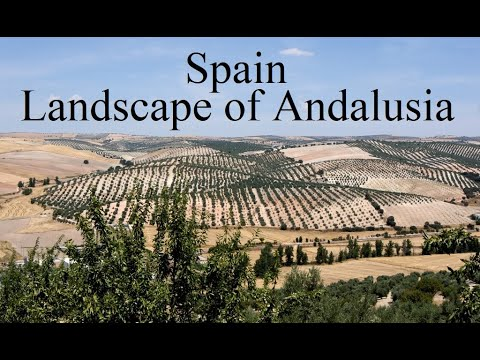 From Córdoba To Granada And Landscape Of Andalusia Part 1