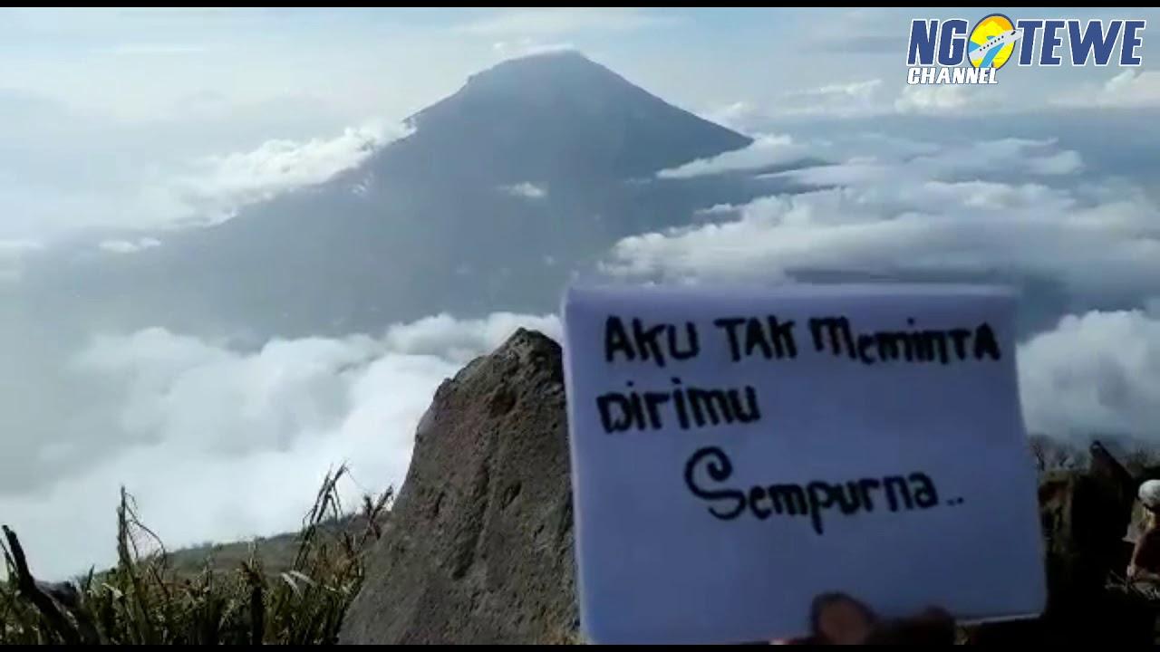 Kata Kata Pendaki Gunung Yang Menginspirasi