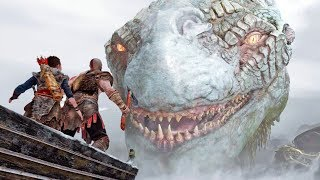 God of War 4 #05: A Serpente do Mundo - Jörmungandr
