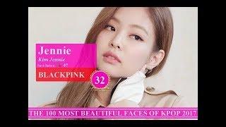 Top 100 gương mặt nữ xinh đẹp nhất Kpop 2017  Kpop Maiki