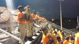 LEFLORE HIGH MARCHING BAND 2013-2014 Drum Cadence