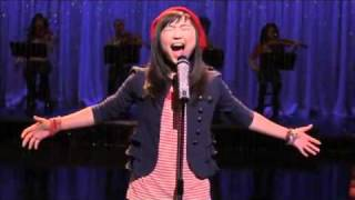 CHARICE - ALL BY MYSELF on GLEE