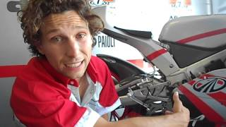 Riccardo's Insight on Mahindra Racing Bikes