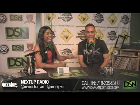 Next Up Radio Feat Tax Free Interview pt 1