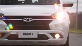 Caoa Chery Tiggo 7 chega em 2019 para enfrentar Compass e Tiguan - detalhes - www.car.blog.br