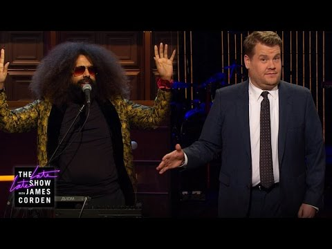 Everyone is High at The Late Late Show