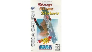 Steep Slope Sliders Review for the SEGA Saturn