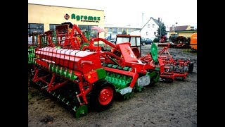 Maszyny rolnicze ładowarka przegubowa Kurzętnik Agromex