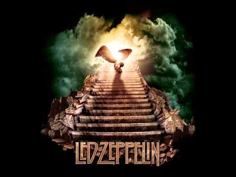 Led Zeppelin - Stairway to Heaven (Music-Lyrics)