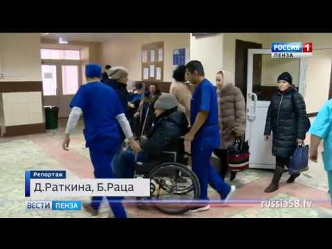 Приемное отделение пензенской больницы Бурденко обновят и расширят