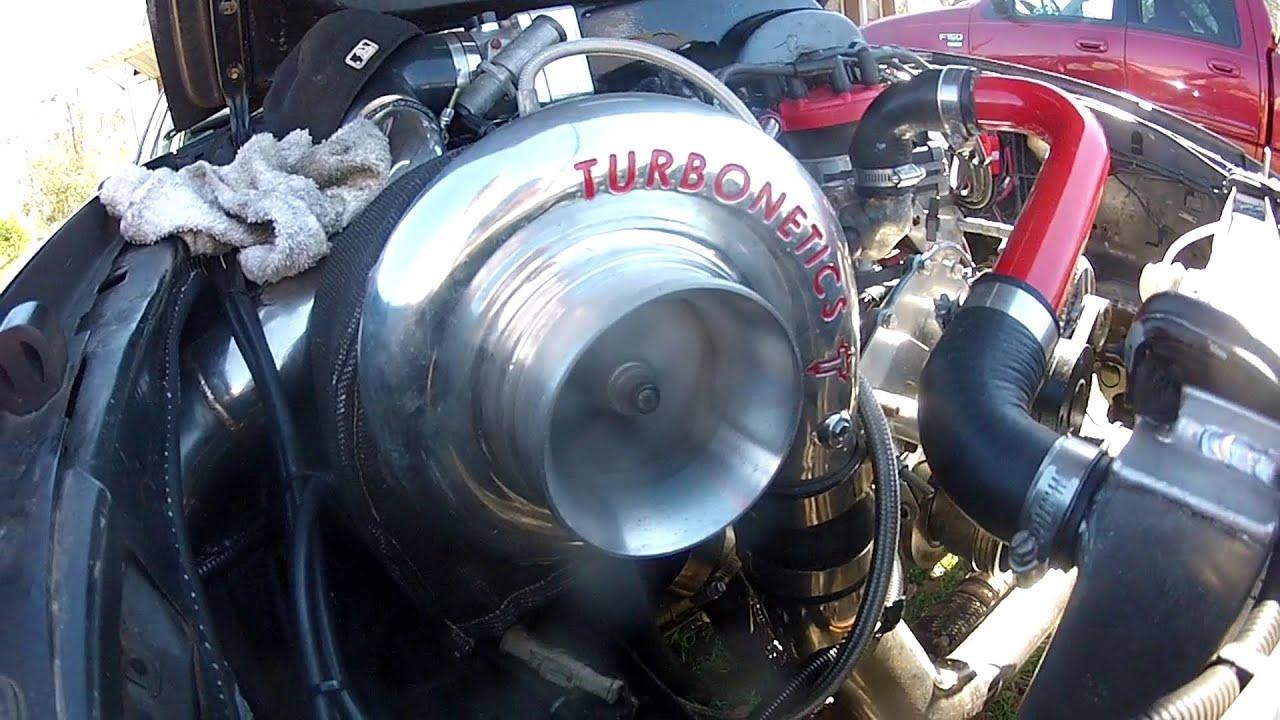 Huge Turbo Mustang Destroys Transmission Youtube
