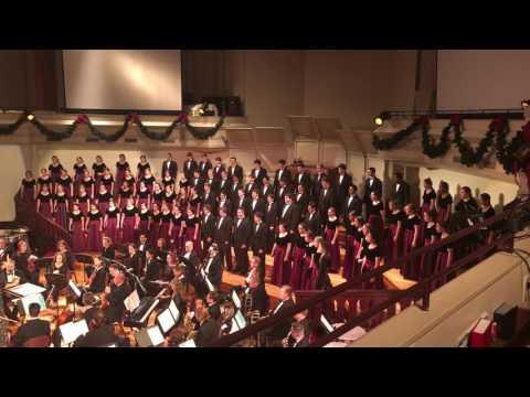 The Magnolia High School Choir~ Carol of the Bells