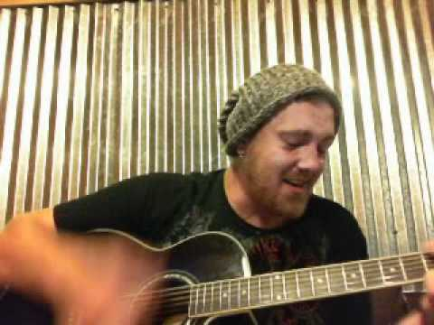 Acoustic cover of Bush's (Comedown) by Dusty Adams