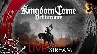 Kingdom Come: Deliverance - Поход по багам продолжается [Стрим]