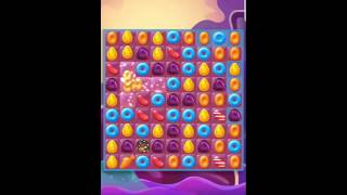 Candy Crush Jelly Saga Level 101 No Booster with tips