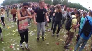 Download Dansje doen @ Awakefest 2013 (Benny Hill) ORIGINAL MP3 song and Music Video