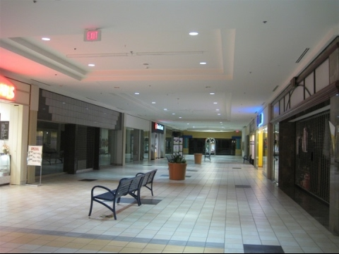 Abandoned Locations Brookdale Mall