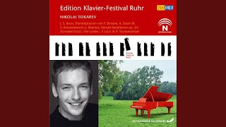 Theme, Variations & Fugue On a Theme By Handel, Op. 24: Fugue (Live)