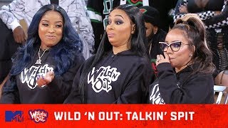 DC Young Fly Gets In Nick Head 😂 w/ Toya Wright, Tiny Harris, & Monica Brown | Wild