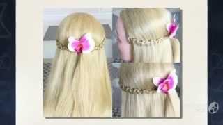 плетение волос для начинающих фото