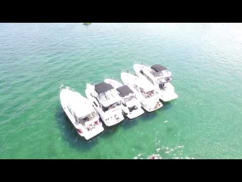 Innisfil Beach Park - DJI phantom video