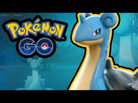 Lapras-Event startet noch heute bei uns & neues Update online | Pokémon GO Deutsch #244