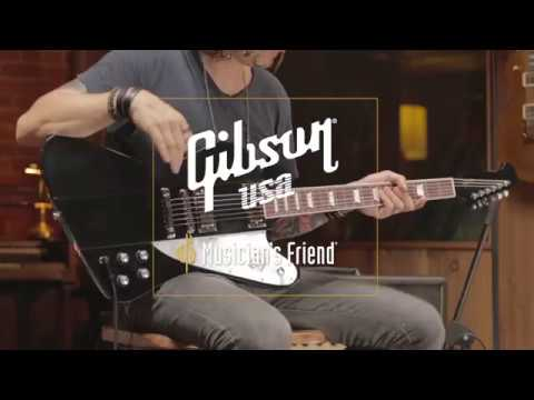 Gibson USA 2018 - Firebird 2018 and Firebird Studio 2018 Electric Guitars