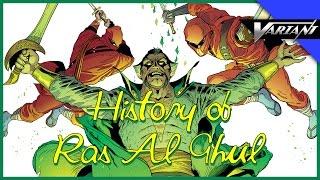 History Of Ra's Al Ghul! thumbnail