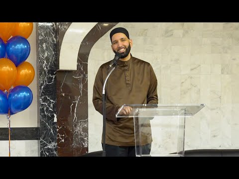 The Prophetic Method Of Teaching Uncomfortable Truths - Sh. Omar Suleiman | Lecture