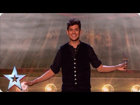 Ben Hart proves there's magic in EVERYTHING   Semi-Finals   BGT 2019