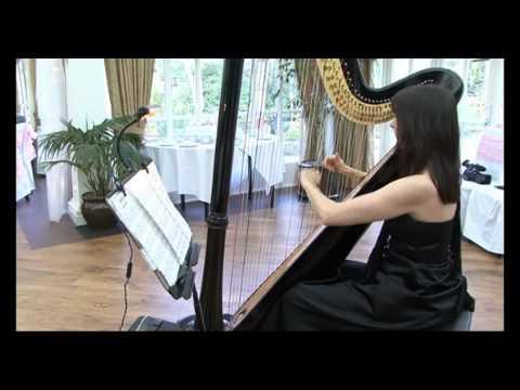 Oona Linnett Wedding Harpist
