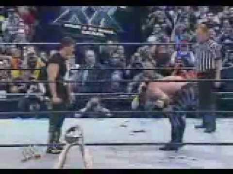 Chris Benoit World title Celebration
