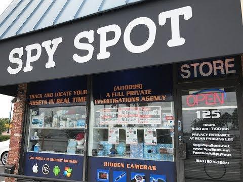 Spy Spot Investigations: Spy Store, GPS Trackers, Custom Surveillance Systems. Agency (A1100099)