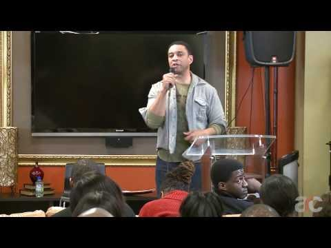 Harry Lennix Acting Master Class: What is a professional actor?