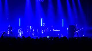 Interpol performs Leif Erikson at The Bomb Factory in Dallas, TX on 2018.09.27