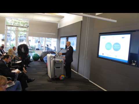 "Anthony Long (Pew), ""Tackling IUU Fishing Strategy."" Full talk- Ocean Agenda @ Google MDA Workshop"