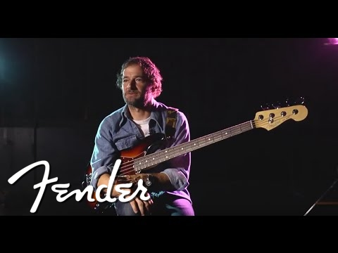 Playing in Wilco is Beyond Words   Fender