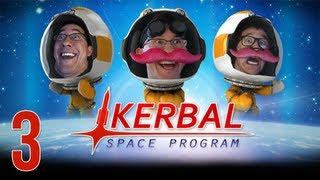 Kerbal Space Program | Part 3 | TO THE MUN!