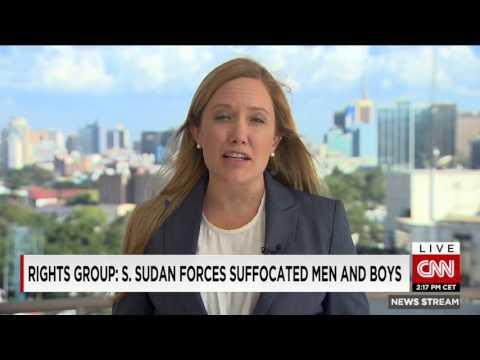 UN Report Says South Sudan Lets Militas Rape In Lieu Of Wages