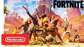 Fortnite Season 8 on Nintendo Switch - X Marks the Spot!