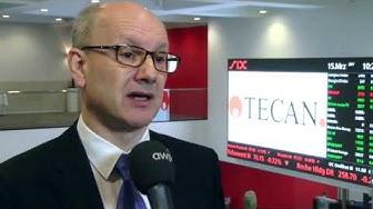 """Tecan-CEO: """"China bleibt auf Jahre ein starker Wachstumsmarkt"""""""