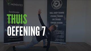 Thuisoefening 7 | Moventes Fysiotherapie