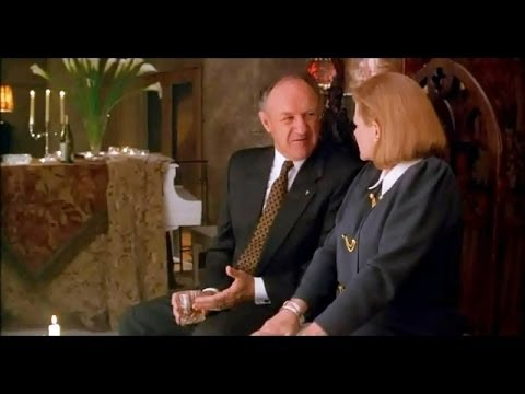The Birdcage: Senator Keeley has it all worked out (Gene Hackman)