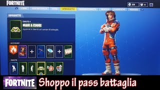 Shoppo the Pass Battle 3 of Fortnite
