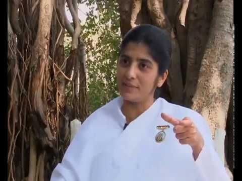 Brahma Kumaris-Thoughts & words will become reality-Suresh oberoi with BK ShivaniEp-24