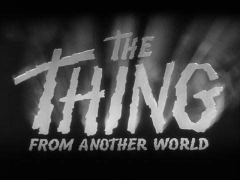 The Thing from Another World (1951) DVD Review