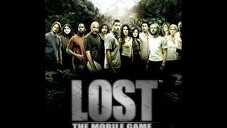 LOST GSM Java Mobile Phone Game