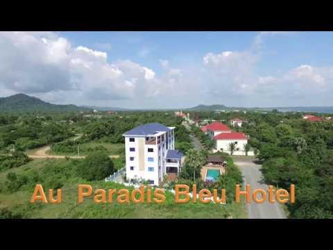 Au Paraddis Bleu Hotel Kep Cambodia